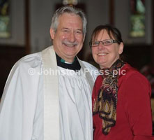 photo: Rev Ron and Val Watkinson